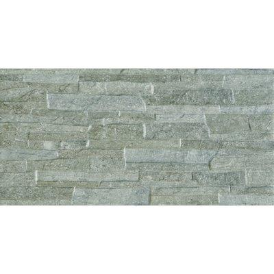 Керамогранит Gracia Ceramica Bastion grey серый PG 01 20х40